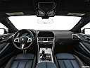 2019 BMW 8-series M850i xDrive, centered wide dash shot