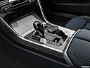 2019 BMW 8-series M850i xDrive, gear shifter/center console.