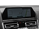 2019 BMW 8-series M850i xDrive, driver position view of navigation system.