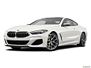 2019 BMW 8-series M850i xDrive, front angle medium view.