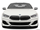 2019 BMW 8-series M850i xDrive, low/wide front.