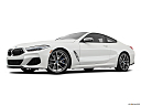 2019 BMW 8-series M850i xDrive, low/wide front 5/8.