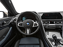 2019 BMW 8-series M850i xDrive, steering wheel/center console.