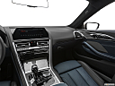 2019 BMW 8-series M850i xDrive, center console/passenger side.