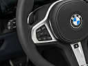 2019 BMW 8-series M850i xDrive, steering wheel controls (left side)