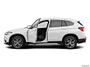 2019 BMW X1 xDrive28i, driver's side profile with drivers side door open.