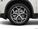 2019 BMW X1 xDrive28i, front drivers side wheel at profile.