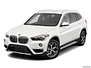 2019 BMW X1 xDrive28i, front angle view.