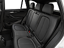 2019 BMW X1 xDrive28i, rear seats from drivers side.