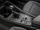 2019 BMW X1 xDrive28i, gear shifter/center console.