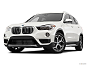 2019 BMW X1 xDrive28i, front angle view, low wide perspective.