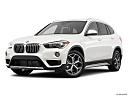 2019 BMW X1 xDrive28i, front angle medium view.