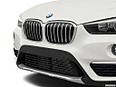 2019 BMW X1 xDrive28i, close up of grill.