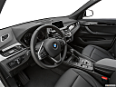 2019 BMW X1 xDrive28i, interior hero (driver's side).