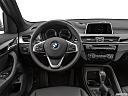2019 BMW X1 xDrive28i, steering wheel/center console.