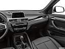 2019 BMW X1 xDrive28i, center console/passenger side.