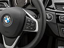 2019 BMW X1 xDrive28i, steering wheel controls (right side)