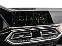 2019 BMW X7 xDrive40i, driver position view of navigation system.