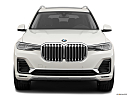 2019 BMW X7 xDrive40i, low/wide front.