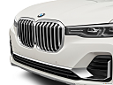 2019 BMW X7 xDrive40i, close up of grill.