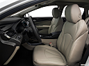 2019 Buick LaCrosse Preferred, front seats from drivers side.