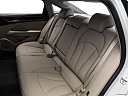 2019 Buick LaCrosse Preferred, rear seats from drivers side.