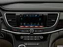 2019 Buick LaCrosse Preferred, closeup of radio head unit