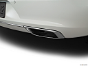 2019 Buick LaCrosse Preferred, chrome tip exhaust pipe.