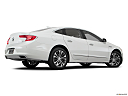 2019 Buick LaCrosse Preferred, low/wide rear 5/8.