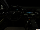 "2019 Buick LaCrosse Preferred, centered wide dash shot - ""night"" shot."
