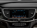 2019 Buick LaCrosse Essence, closeup of radio head unit