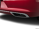 2019 Buick LaCrosse Essence, chrome tip exhaust pipe.