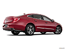 2019 Buick LaCrosse Essence, low/wide rear 5/8.