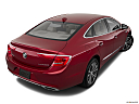 2019 Buick LaCrosse Essence, rear 3/4 angle view.