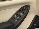 2019 Cadillac CTS Luxury, driver's side inside window controls.