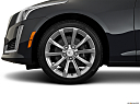 2019 Cadillac CTS Luxury, front drivers side wheel at profile.