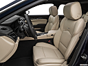 2019 Cadillac CTS Luxury, front seats from drivers side.