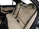 2019 Cadillac CTS Luxury, rear seats from drivers side.