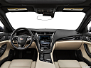 2019 Cadillac CTS Luxury, centered wide dash shot