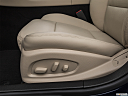 2019 Cadillac CTS Luxury, seat adjustment controllers.