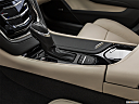 2019 Cadillac CTS Luxury, gear shifter/center console.