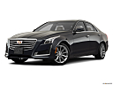 2019 Cadillac CTS Luxury, front angle medium view.