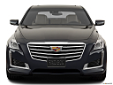 2019 Cadillac CTS Luxury, low/wide front.