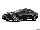 2019 Cadillac CTS Luxury, low/wide front 5/8.