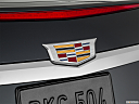 2019 Cadillac CTS Luxury, rear manufacture badge/emblem
