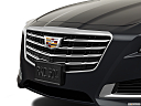 2019 Cadillac CTS Luxury, close up of grill.