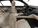 2019 Cadillac CTS Luxury, fake buck shot - interior from passenger b pillar.