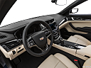 2019 Cadillac CTS Luxury, interior hero (driver's side).