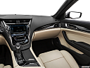 2019 Cadillac CTS Luxury, center console/passenger side.