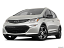 2019 Chevrolet Bolt Ev Premier, front angle view, low wide perspective.